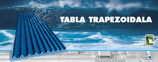 tabla trapezoidala