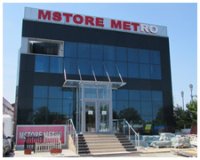 Mstore Metro